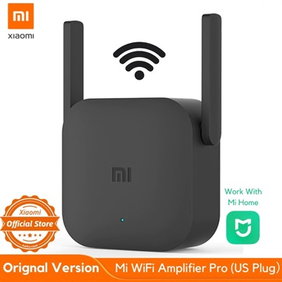 Xiaomi Pro 300Mbps Wireless Wifi Amplifier Extender Repeater (Global Version)