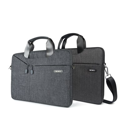 Laptop Sleeve Case Messenger Bag Waterproof Shoulder Bag Briefcase Handbag 15.6