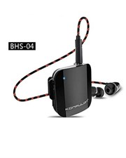 Konfulon BHS-04 Bluetooth Handsfree Plus Wireless Audio Reciever
