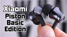 Original Xiaomi Piston Basic Edition In-ear Headset Earphone With Mic - BLACK,WHITE
