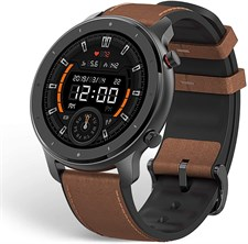 Amazfit GTR Aluminium Alloy Smartwatch,All-Day Heart Rate Monitor, Daily Activity Tracker Rate