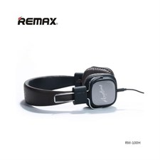 REMAX RM-100H Over-ear Magic Sound HIFI Music High-quality Fancier-type DIY Headphone Headset with M