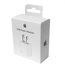 Original iPhone 5w USB Power Adapter