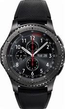 Gear S3 Frontier Smart Watch - Black