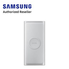 Samsung 2-in-1 Portable Fast Charge Wireless Charger and Battery Pack 10,000 mAh,