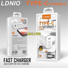 LDNIO A1302Q-C USB Type C Fast Charger