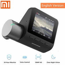 Xiaomi 70mai Dash Cam Pro 1944P Smart Car DVR Camera Voice Control 140 Degree FOV Parking Monitor Wi