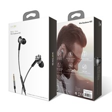 Baseus Encok Wire Earphone H01 Headphones With Microphone for Tablet Cell Phone