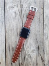 38MM iWatch Leather Strap
