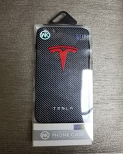 WK Iphone 6/6s Car Logo Case Tesla