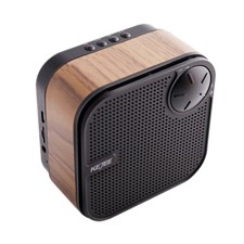 KEJEE M1 Wooden Mini Stereo Bluetooth Speaker