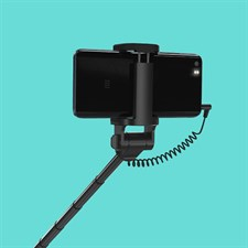 MI SELFIE STICK (WIRED REMOTE SHUTTER) BLACK