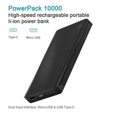 Original ZMI 10000mah QC 3.0 Power Bank