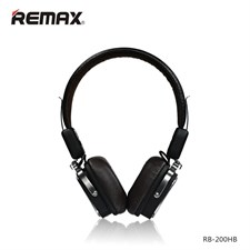 Best Product REMAX RB-200HB Wireless Bluetooth 4.1 Stereo Headphones with Microphone Wireless/Wired