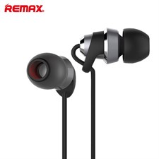 REMAX RM-585 Touching Metal Earphones