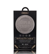 REMAX Royal Lightning Charging and Data Cable