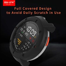 2 Colors Cover for Amazfit Verge Watch Case Hard Protective Case