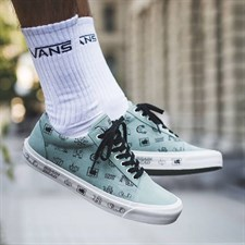Brain Dead x Vans UA Old Skool LX Green