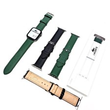 Lacoste Crocodile Apple Watch Strap 42,44 mm