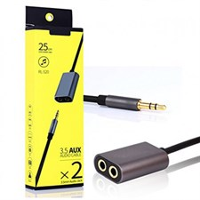 RL-S20 Audio Sharing Cable - Black