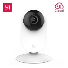 YI Home Camera, 1080p Wireless IP Security Surveillance System with Night Vision, Baby Monitor on iO